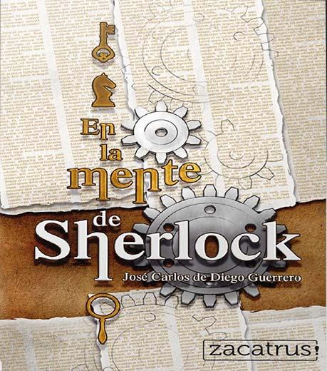 Portada de En la Mente de Sherlock