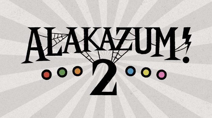 Logotipo de la expansión alakazum 2