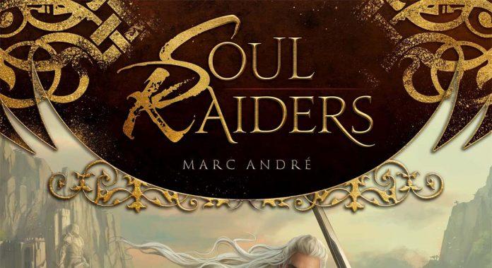 Logotipo de Soul Raiders