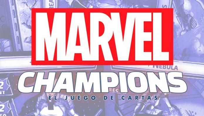 Logotipo de Marvel Champions