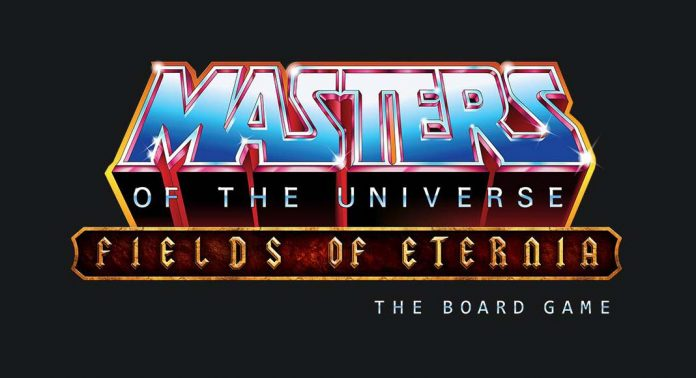Logo de Masters of the Universe Fields of Eternia
