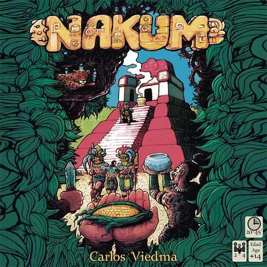 Portada de Nakum
