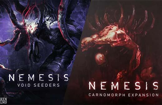 Expansiones de Nemesis