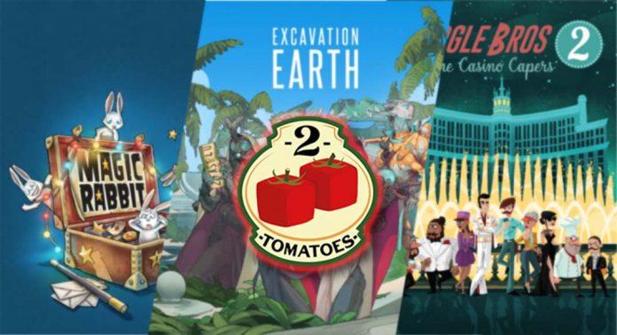 Las Novedades de 2 Tomatoes Games para Junio de 2021