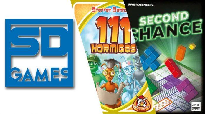 Las novedades de SD Games para junio de 2021