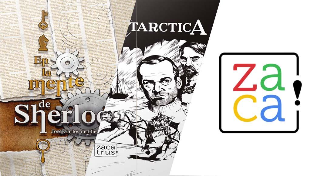 Las novedades de Zacatrus para Junio de 2021
