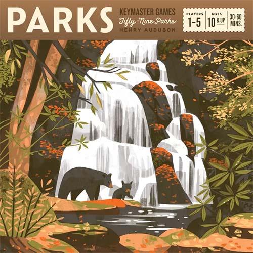 Portada de Parks