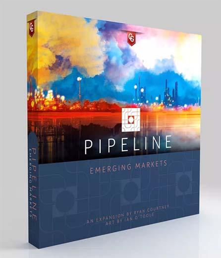 Portada de Pipeline Emerging Markets