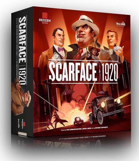 Portada de Scarface 1920