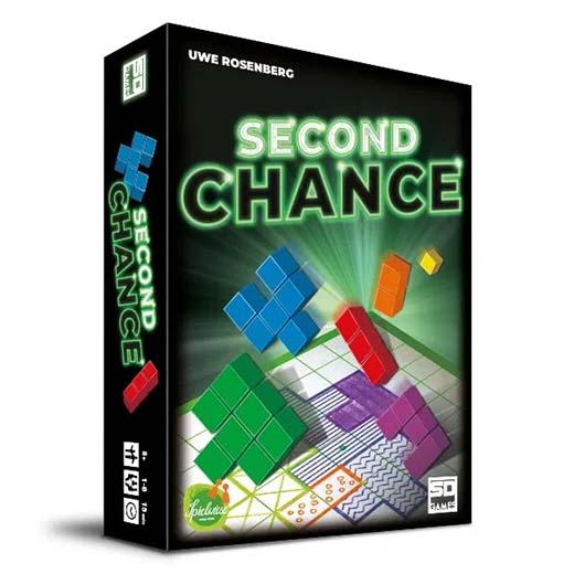 Portada de Second Chance