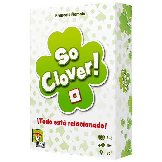 Portada de So Clover!