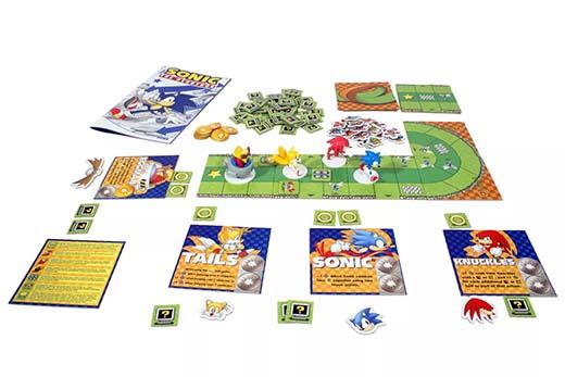 Componentes de Sonic the Hedgehog Crash Course