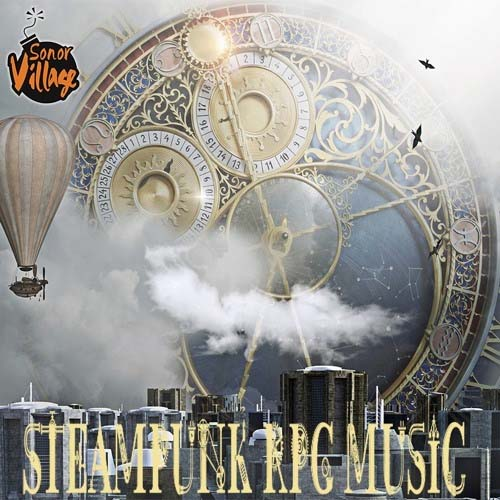 Musica ambiental para Steam Punk de Sonor Village