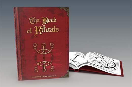 Portada de The Book of rituals
