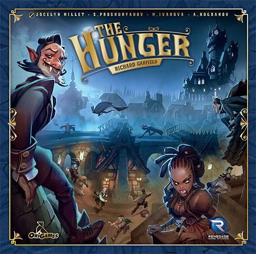 Portada de The Hunger