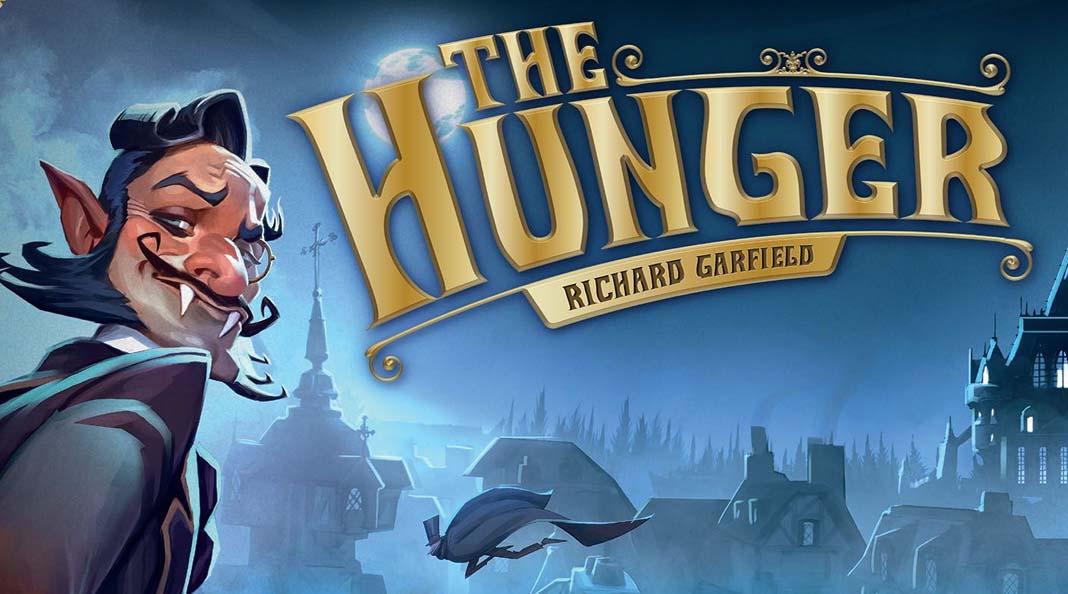 Logotipo de The Hunger