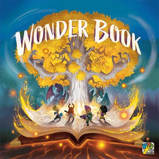 Portada de Wonder Book
