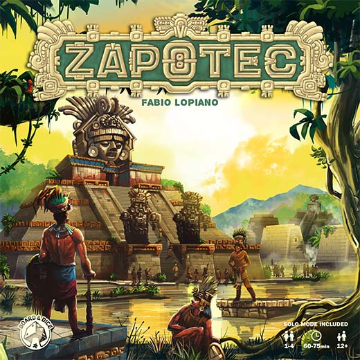 Portada de Zapotec