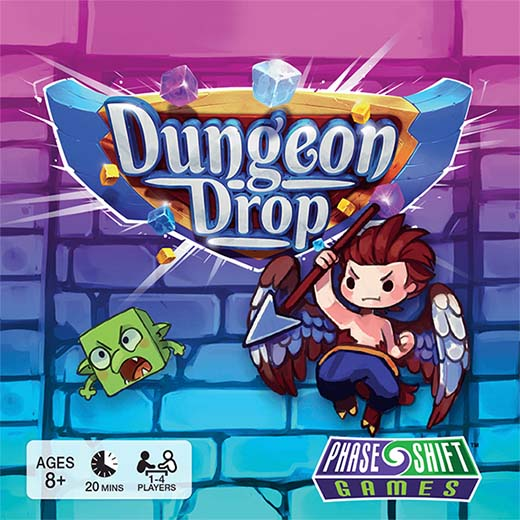 Portada de Dungeon Drop