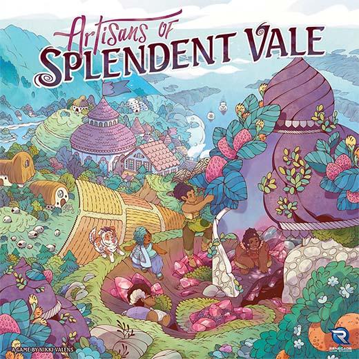 Portada de Artisans of Splendent Vale