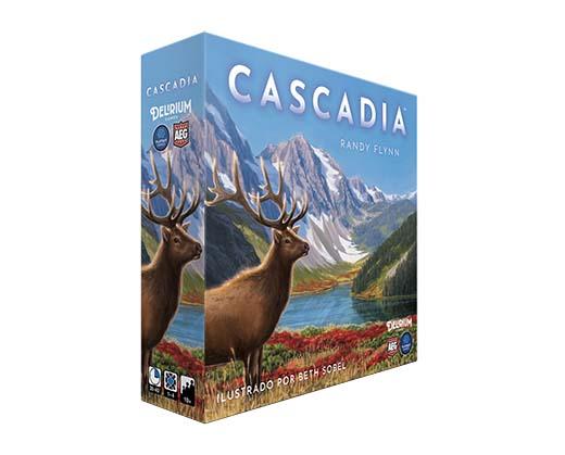 Portada de Cascadia en Castellano