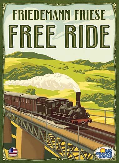 Portada de Free Ride