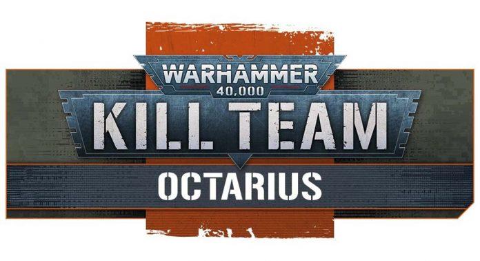 Logotipo de Kill Team Octarius