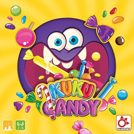 Portada de Kuku Candy