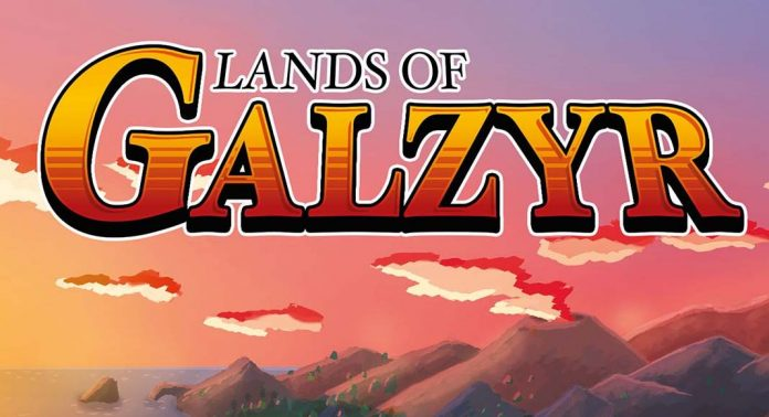 Logotipo de Lands of Galzyr