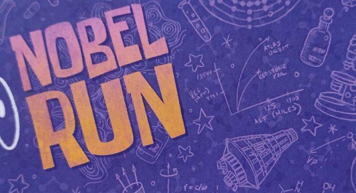 Logotipo de Nober Run