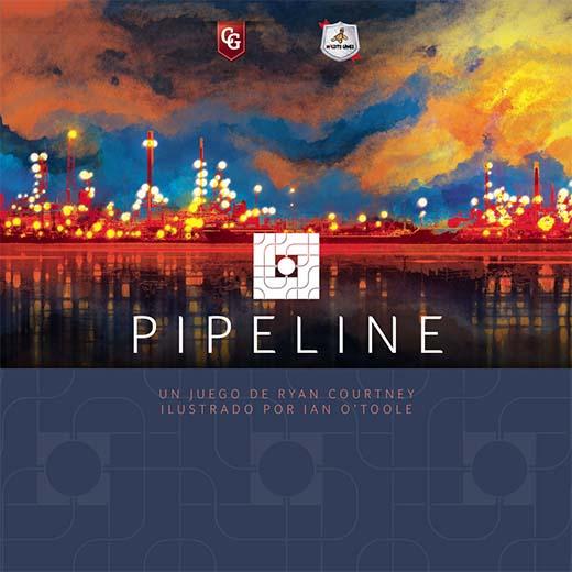 Portada de Pipeline