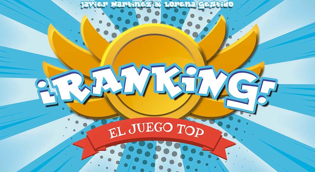 Logotipo del juego de mesa Ranking!