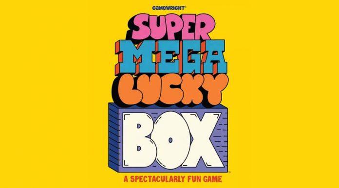 portada de Super Mega Lucky Box