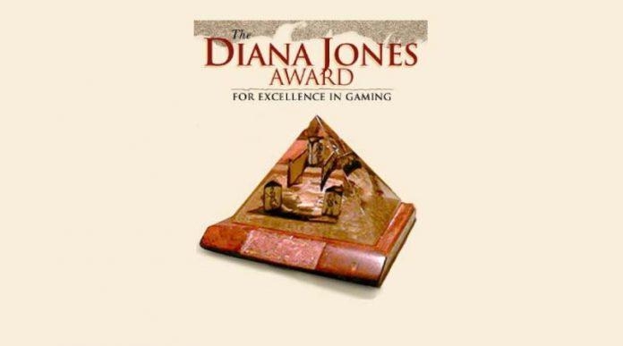 Logotipo del Premio Diana Jones