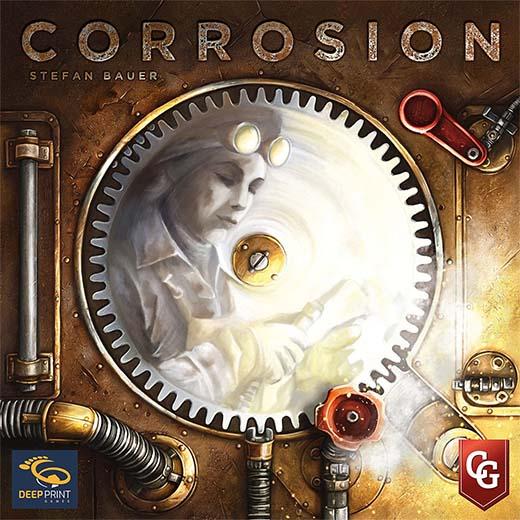 Portada de Corrosion