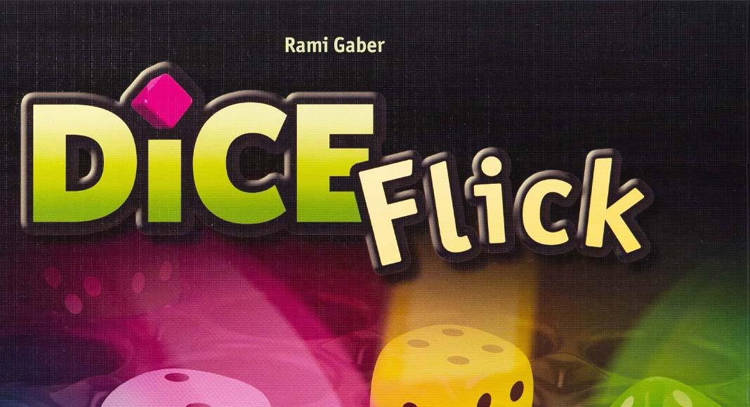 Logotipo de Dice Flick