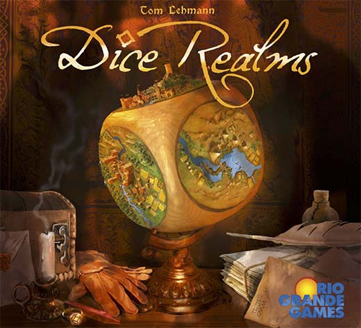 Portada de Dice Realms