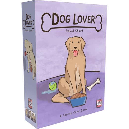 Portada de Dog Lover