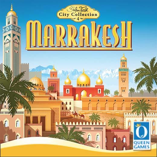 Portada de Marrakesh