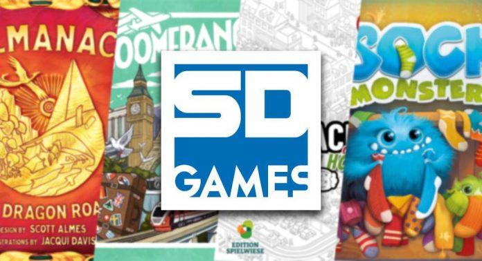 Las novedades de SD Games para Septiembre de 2021
