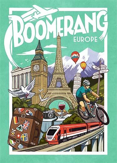 Portada de Boomerang Europa
