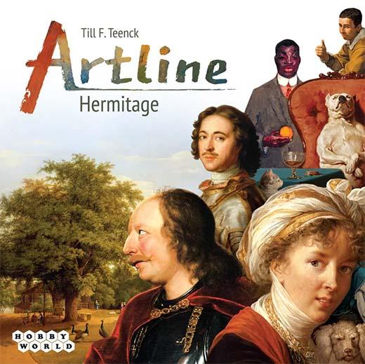 Portada de Artline