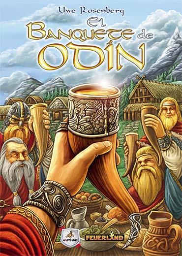 Portada de El Banquete de Odín