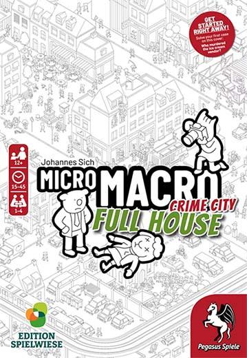 Potada de micromacro crime city Full House