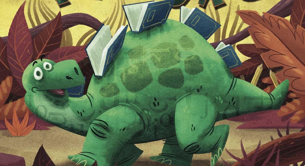 Detalle de la portada del juego de mesa Tesauro