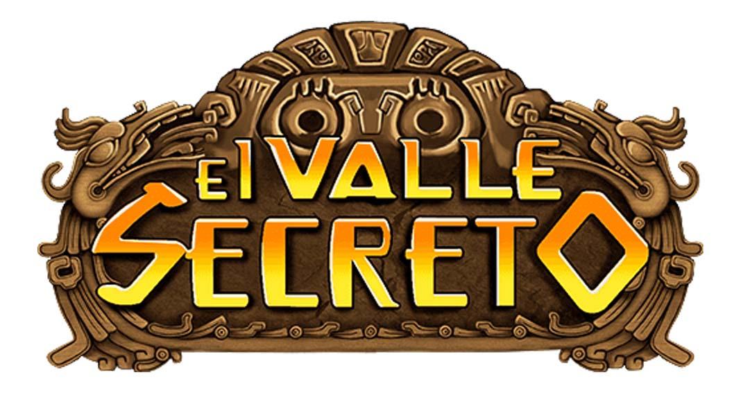 Logo del juego de mesa El Valle Secreto