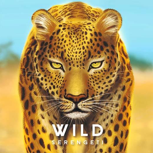 Portada de Wild Serengeti