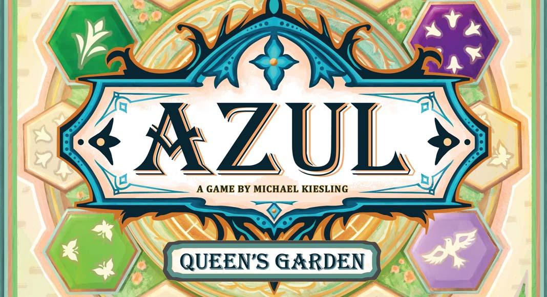Logotipo de Azul Queen's GArden