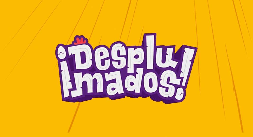 Logotipo de ¡Desplumados1