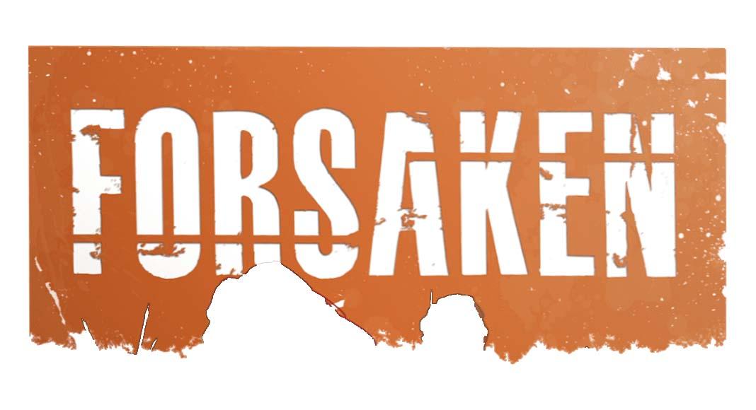 Logotipo de Forsaken